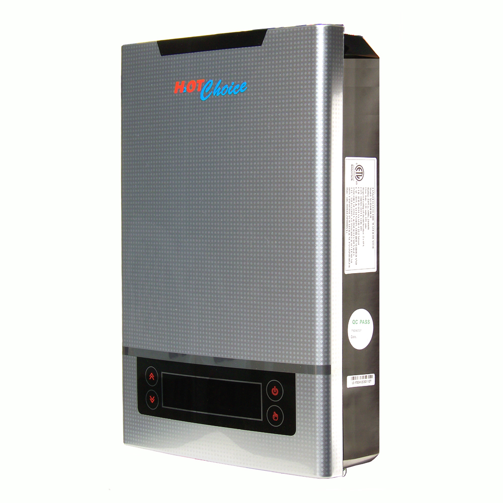 Hot Choice 21 Kw On Demand Electric Tankless Water Heater